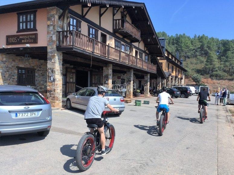 De vuelta con las fat bikes
