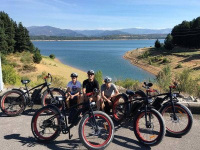Alquiler de e-Fat Bike en Ponferrada 1 hora