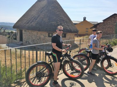 Bicicleta Eléctrica Fat Bike en El Bierzo 7 días
