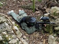 Gioco Paintball in Ribadesella 300 palline