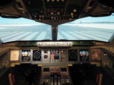 Simulatore di volo a Barcellona 1 ora
