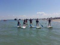 Team Building deportes acuáticos en Guadalquivir