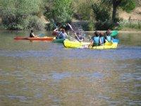 Canoes in Bites