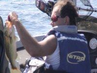 La pesca del dia