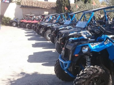 Buggy excursion from Calaf. 4h