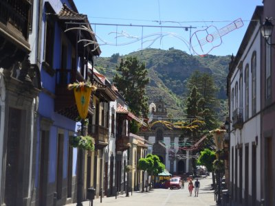 Guided tour along Gran Canaria towns