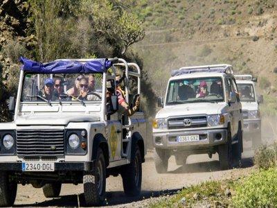 Excursión en jeep por Gran Canaria