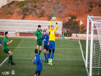 校园Pascua在Enguera FC波尔图L-V外部