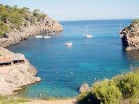 Cala Deia en Mallorca