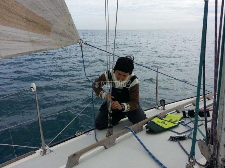 Badalona航行任务