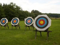 Outdoor targets