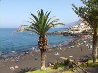 Por las playas del sur de Tenerife