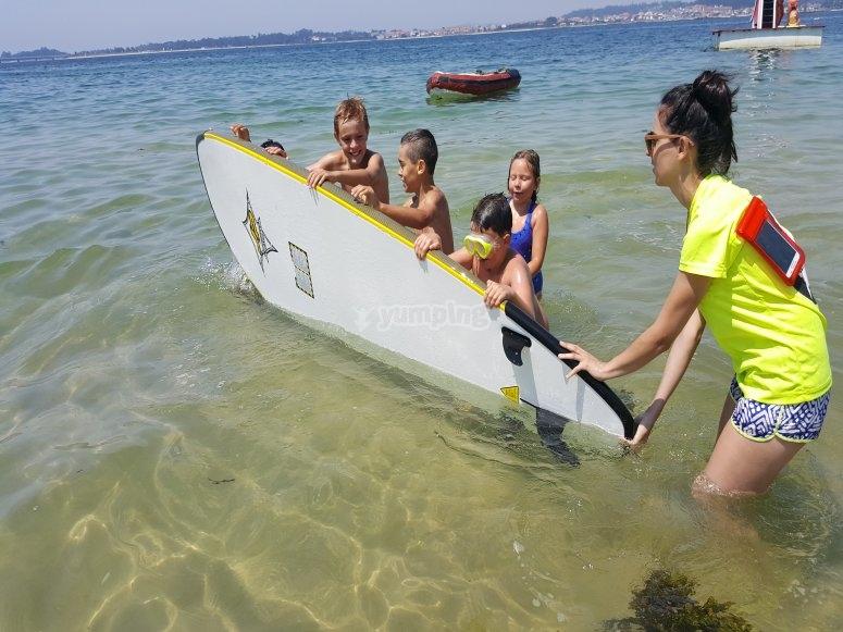 Paddle Yincanas SUP