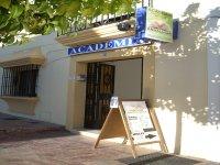 Entrada principal de Estudios Andalucia