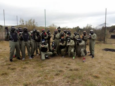 Desafío Paintball