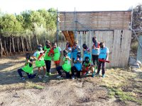 Equipos de paintball infantil