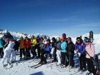 Curso de iniciacion al esqui