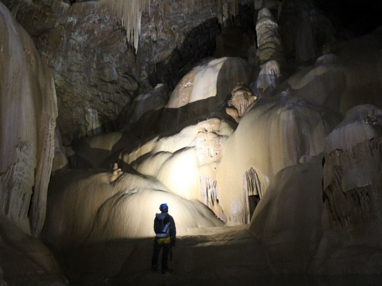 Cueva en la Sierra de Urbasa