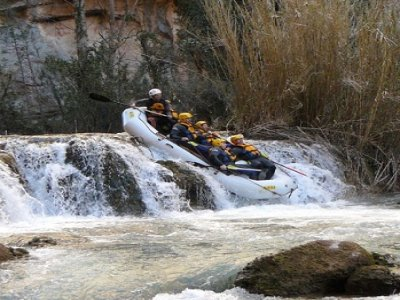 Ideal Live Rafting