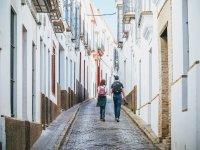 Paseando por las calles de Carmona