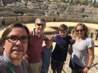 Conociendo la ciudad romana
