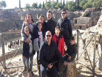 Ciudad romana de Itálica