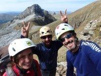 Grande giornata di arrampicata