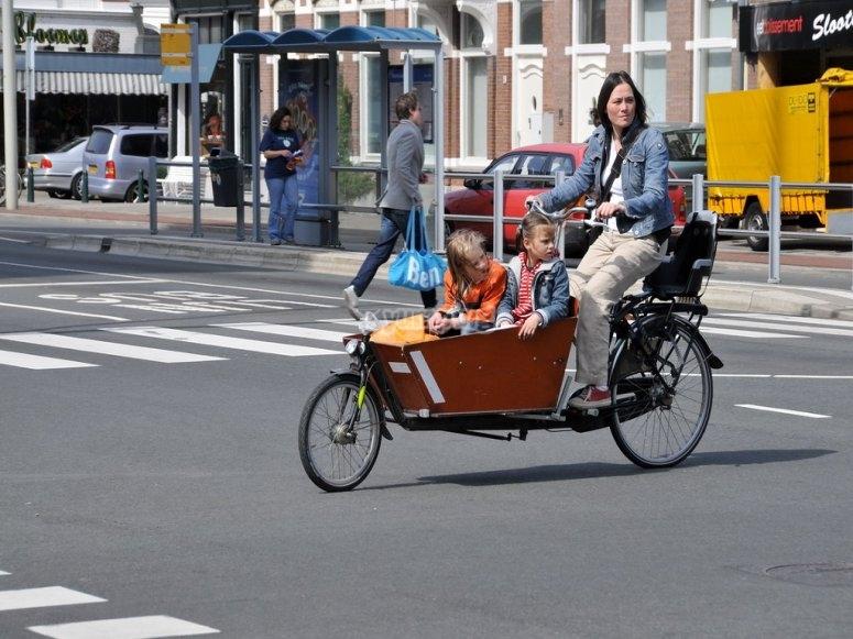 Bicicleta eCargo