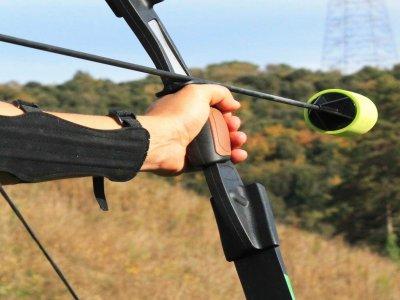 Archery combat en Barcelona