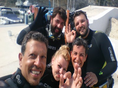 Open Water Diver PADI Madrid e Calpe Diving Course