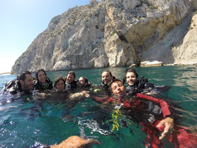 PADI Advanced Open Water Diver en Madrid y Calpe
