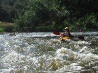 Oggi è il momento di fare canoa