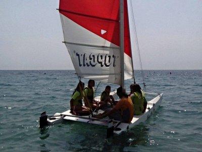 Corso di windsurf ad Almería con sistemazione