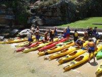 grupo para kayak