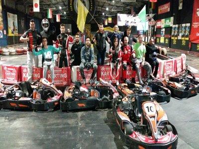 Karting per le aziende di Granada per 3 gare