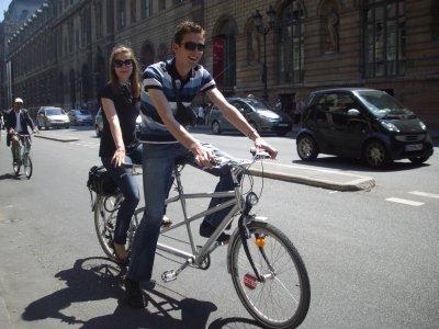 巴塞罗那2小时自行车租赁
