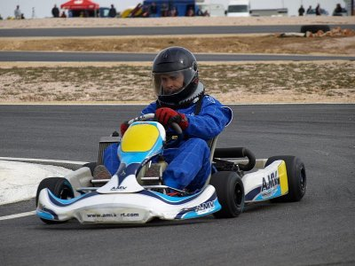 Karts circuit in Segovia for groups