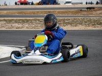 Circuito di go-kart a Segovia per gruppi