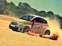 Abarth Rally Experience