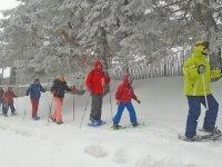 Raquetas de nieve Navacerrada tarifa adultos