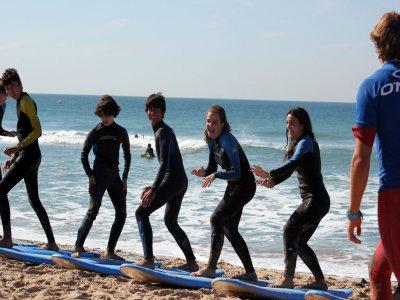 Fin de semana de surf en Conil de la Frontera