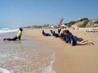 Surf weekend Conil de la Frontera