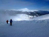 Excursión con raquetas de nieve Navacerrada