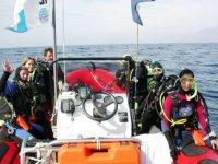 Cursos de submarinismo