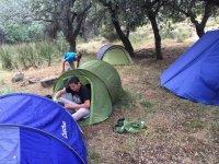 acampadas perfectas