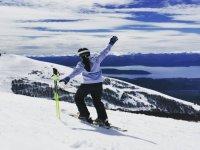 La mejor sensación practicando esquí de fondo
