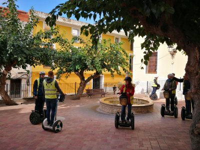 Tour in segway di 2 ore a Cartagena