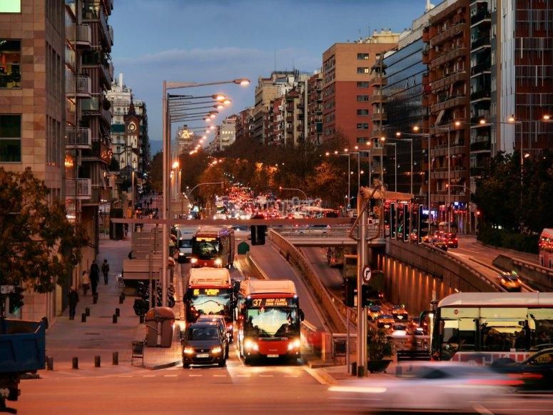 Gran Via de les Corts Catalanes