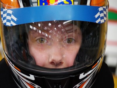 Tanda de karting junior en Viladecans 10 min