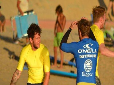 Glassy Surf School Surf